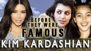 KIM KARDASHIAN - Before They Were Famous - BIOGRAPHY