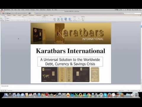 Karatbars Worldwide Live Business Presentation