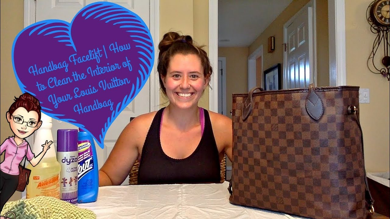 352c5b6bca57 Handbag Facelift   How to Clean the Interior of Your Louis Vuitton Handbag