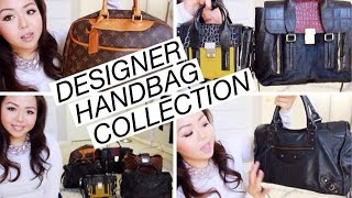 Designer Handbag Collection! (Louis Vuitton, Balenciaga, Phillip Lim & More!) Thumbnail