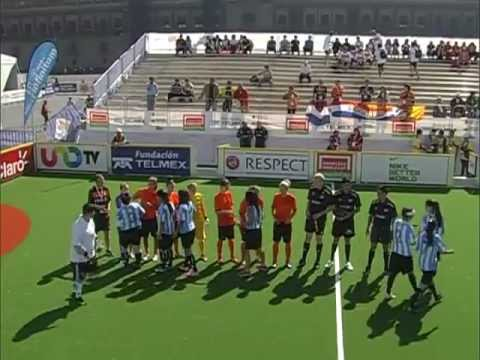 HOLLAND - ARGENTINA WOMEN DAY 2, HWC 2012