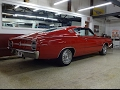 1968 Ford Torino GT in Red Paint & 428 CJ Cobra Jet Engine Sound on My Car Story with Lou Costabile