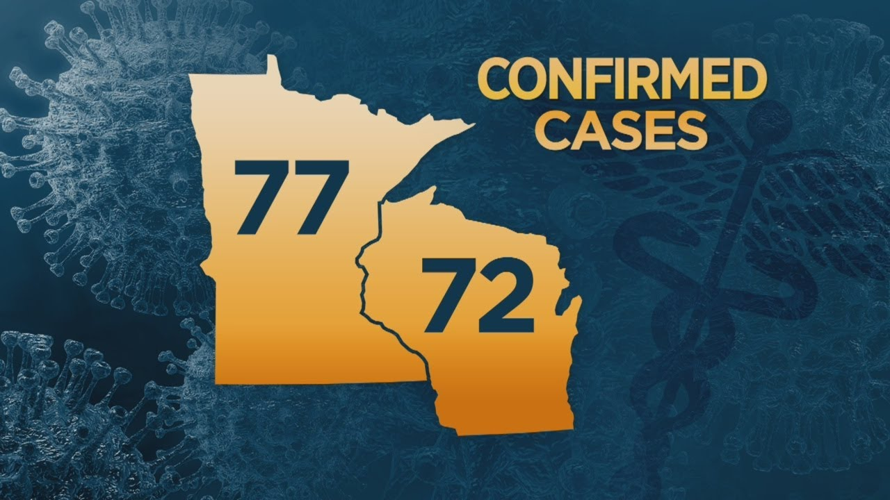 Coronavirus In Minnesota: Number Of Positive COVID-19 Cases Jumps ...