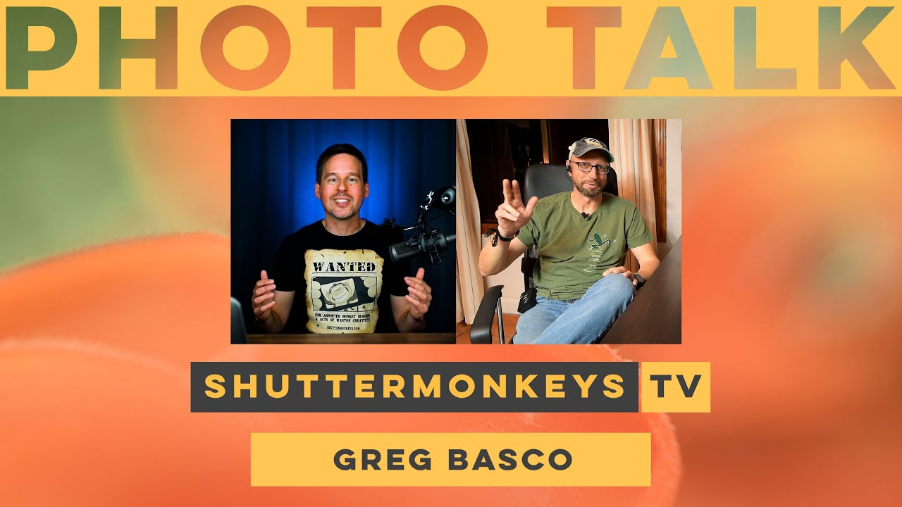 Interview with professional photographer Greg Basco