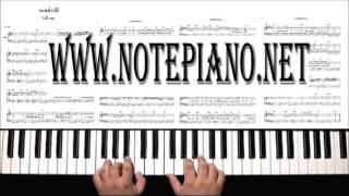 กะหล่ำปลี - เปียโน