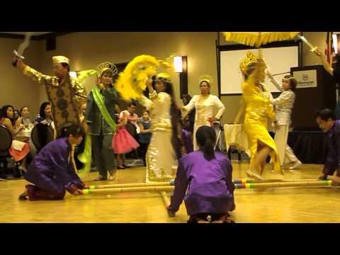 Filipino Cultural Dance by Maharlika Dance group of North Texas