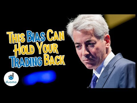This Common Bias Could Be Ruining Your Trading...