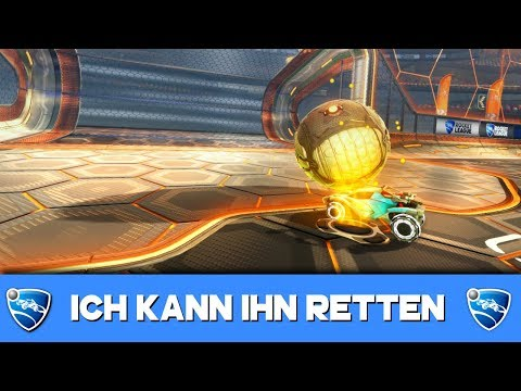ICH muss IHN RETTEN 🚀 Rocket League German Gameplay thumbnail