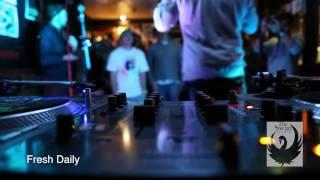Fresh Daily at The Swan Pub, Ipswich - Rapsploitation Session, 16/10/13