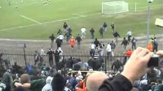 Motor Lublin - Lechia Gdańsk (0-1) Polish Hooligans