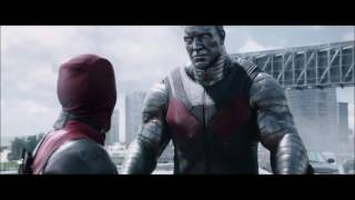 Deadpool Vs Colossus Very  Funny Scence