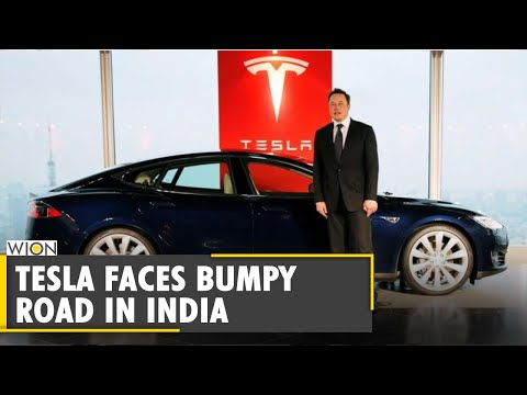 World Business Watch: Tesla targets India, but faces bumpy road   Latest English News   WION News