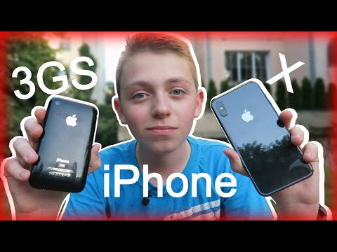 NAJNOVIJI VS NAJSTARIJI iPhone