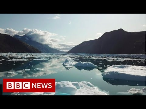 Greenland's rapidly vanishing