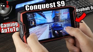 Conquest S9 RED Edition Performance Test: Gaming & Benchmarks