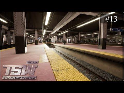 Train Sim World 2020 E13: let's start the last line  