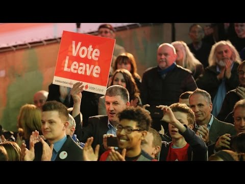 Breaking Brexit: The UK Votes To Leave The EU