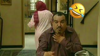 حلقة سليمان غص بالعضمة 😂😂 Choufli Hal HD
