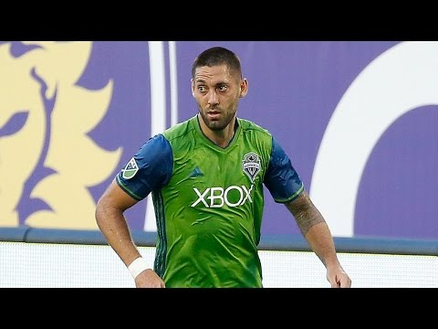 HAT TRICK: Clint Dempsey nets three goals in 48 minutes at Orlando City SC