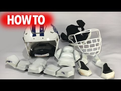 The Simplest Way to Take Apart a Riddell Speedflex