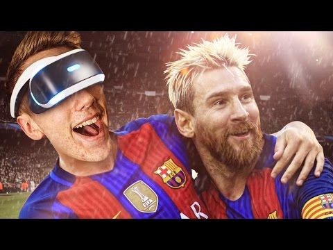 Thumbnail: VIRTUAL REALITY FOOTBALL???