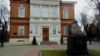 видео Художественный музей им. И.Н. Крамского - лучший музей Воронежа.