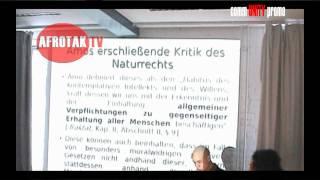 Afro Germans Fernsehen Afrika BLACK ATLANTIC Afro Berlin Wilhelm Amo Fernsehen Black History Month