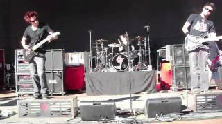 Crossfade - Prove You Wrong (live) 9-23-11 in Mesa, AZ @ Mesa Amphitheater