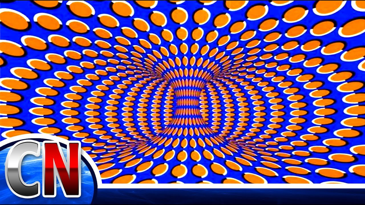 Ilusão de Ótica - Tente não PIRAR com este video - YouTube da2f02caf1