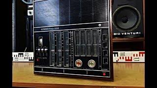 Leningrad 002 - Radio USSR - Радиоприемник Ленинград 002