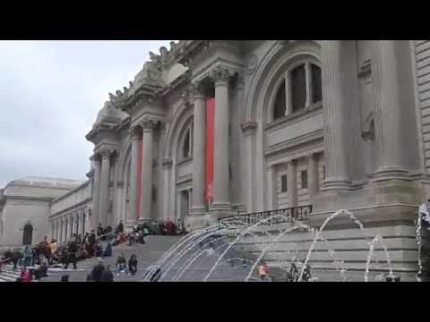 MET MUSEUM NYC 2016 (TOUR)
