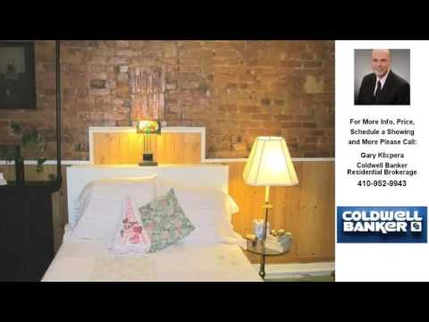 314 COLLINGTON AVENUE SOUTH, BALTIMORE, MD Presented by Gary Klicpera.