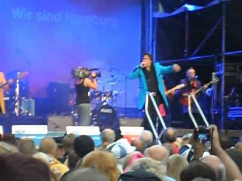 27.07.13 Hamburg - Showaddywaddy - A night at Daddy Gees