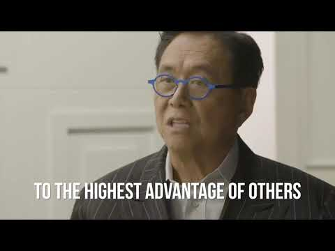 Escape The Rat Race And Invest In Yourself Robert Kiyosaki Part 1