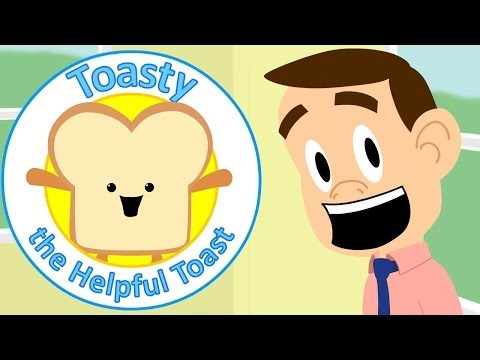 Toasty the Helpful Toast! Ep. 3: The Man Who Said Yes