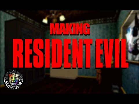 Making Resident Evil (1996) | Looking at the Creation & Beta / Prototypes | Documentary (2018)