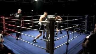 IBA Boxing - Albie Warner v Ronnie Chisholm - Circus Tavern