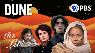 Dune, The Most Important Sci Fi Series Ever? (Feat. Princess Weekes) | It's Lit