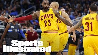 Why LeBron James' Toughness Criticism Will Help Cleveland Cavaliers | SI NOW | Sports Illustrated