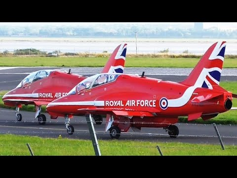 AIRSHOW DAY at Liverpool Airport | PART 2 | RWY27 | 07/08/2016