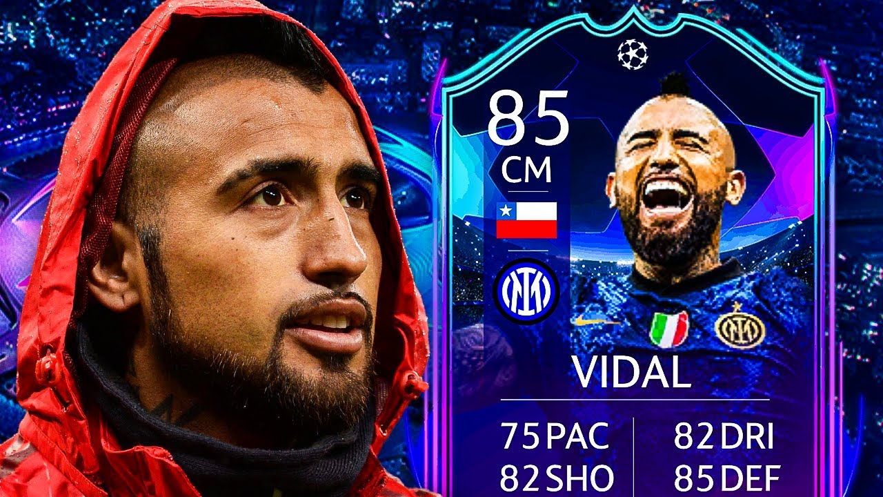 Download THE WARRIOR! ⚔ 85 RTTK VIDAL PLAYER REVIEW! - FIFA 22 Ultimate Team
