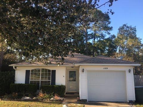 Pensacola Real Estate Rental 1089 Antigua Circle