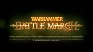 Warhammer Mark Of Chaos Battle March Cinematic Trailer HD