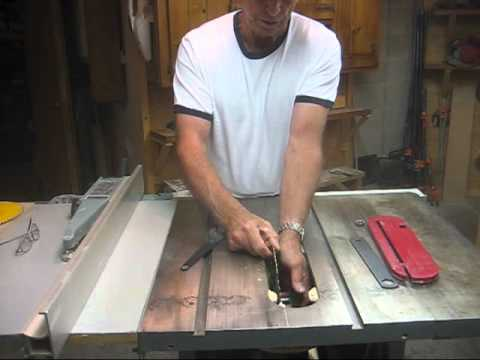 Changing the blade on a table saw youtube changing the blade on a table saw keyboard keysfo Image collections