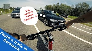Fapte-n trafic in Germania la EuroBike