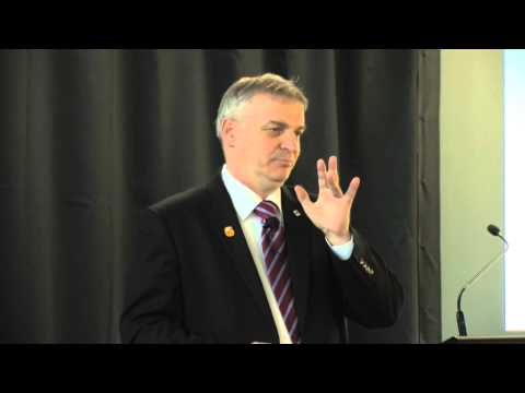 Creating a Powerful & Effective Industry - Conor English