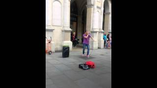 Beatbox in central London