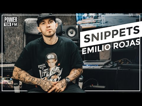 Exclusive in-studio #Snippets of Emilio Rojas' new album 'Life Got In The Way' Mp3