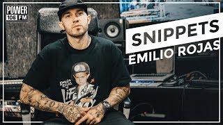 Exclusive in-studio #Snippets of Emilio Rojas' new album 'Life Got In The Way
