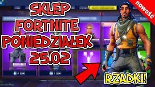 Fortnite Store 25.02-RARE SKINEK is BACK! + Shperer, cheer, roping, Taro, Nara